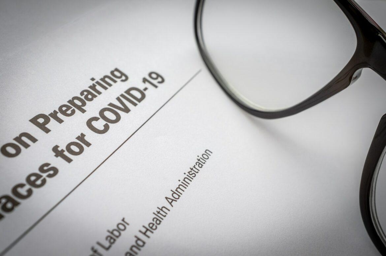 Government Guidelines For The Coronavirus Outbreak
